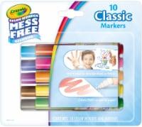 Crayola Color Wonder Mini Markers - 10 pk