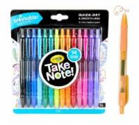 Crayola Take Note Washable Gel Pen Set