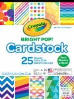 Crayola Speciality Cardstock