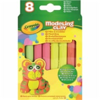 Crayola Neon Modeling Clay - Assorted