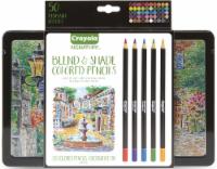 Crayola Signature Blend & Shade Colored Pencils