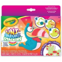 Crayola Model Magic Uni-Creatures Stackers - 1