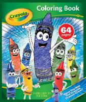 Crayola Crayon Crew Coloring Book - 64 Sheet