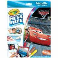 Crayola Color Wonder Mess Free Metallic Coloring Set