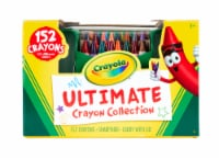 Crayola Ultimate Crayon Collection Art Set