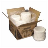 Crayola Air-Dry Clay, White, 25lb Box 575001 - 1