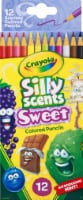 Crayola Silly Scents Twistables Scented Colored Pencils