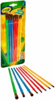 Crayola Art and Craft Brushes Set