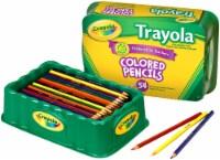 Crayola Trayola Colored Pencils-54/Pkg - 1