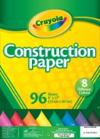 Crayola Construction Paper - 9 x 12 in