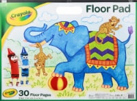 Crayola Giant 30-Page Coloring Pad