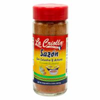 La Criolla Sazon with Cilantro - 5.75 oz