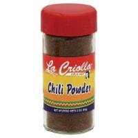 La Criolla Chili Powder - 3 oz
