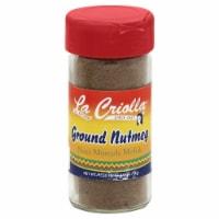 La Criolla Ground Nutmeg - 2.5 oz