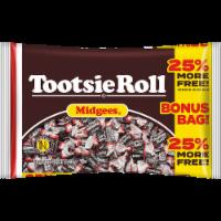 Tootsie Roll Midgees Candy