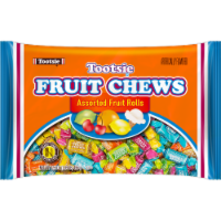 Tootsie Fruit Chews Candy