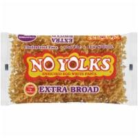 No Yolks Extra Broad Egg Noodles - 8 oz