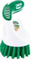 Libman® High-Grip Scrub Brush - White/Green