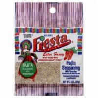 Fiesta Fajita Seasoning - 3 Oz
