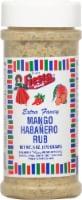 Fiesta Mango Habanero Rub - 6 oz