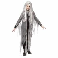 Fun World FW113222LG Zombie Ghost Costume, Large