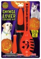 Fun World® Pumpkin Pro Animal Lover Carving Kit