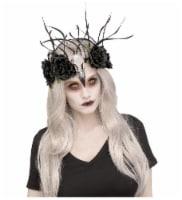 Fun World Raven Mistress Zombie Headpiece