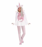 Fun World Unicorn Poncho - Pastel