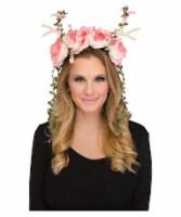 Fun World Fantasy Faun Headpiece - Pink