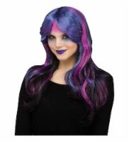 Fun World Fantasy Unicorn Wig - Dark