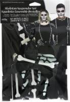 Fun World Suspender Character Skeleton Costume