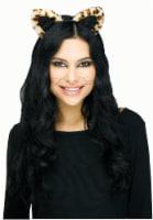 Cat Headband Leopard - 1 ct