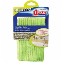 Quickie Microfiber Kitchen and Bathroom Cloth - Green