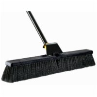 Quickie Bulldozer Soft Sweep 24 in. W x 60 in. L Polypropylene - Case Of: 4