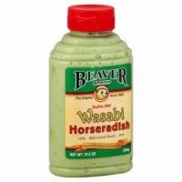 Beaver Extra Hot Wasabi Horseradish