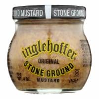 Inglehoffer Original Stone Ground Mustard - 4 oz