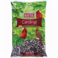 Kaytee Cardinal Cardinal Wild Bird Food Black Oil Sunflower Seed 15 lb. - Case Of: 1; - Count of: 1