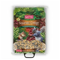 Kaytee Squirrel & Critter Assorted Species Squirrel and Critter Food Corn 20 lb. - Case Of: - Count of: 1