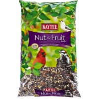 Kaytee Wild Bird Food Nut & Fruit Blend - 10 lb