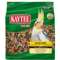 Kaytee Forti-Diet Cockatiel Food