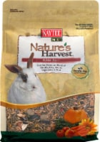 Kaytee Forti-Diet Nature's Harvest Healthy Food for Rabbit