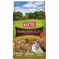 Central - Kaytee Products KT94953 Mealworms & Corn Treat, 3 lbs