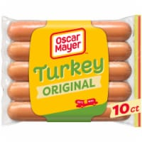Oscar Mayer Turkey Uncured Franks 10 Count
