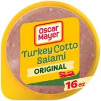 Oscar Mayer Turkey Cotto Salami