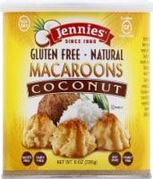 Jennie's Gluten Free Coconut Macaroons