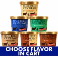 Blue Bell Assorted Ice Cream