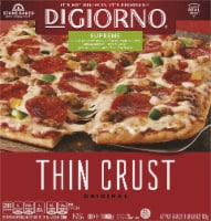 DiGiorno Original Thin Crust Supreme Pizza