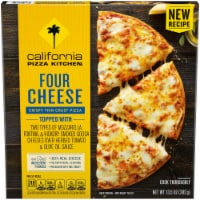 California Pizza Kitchen Four Cheese Crispy Thin Crust Pizza