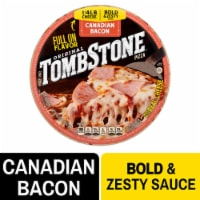 Tombstone Canadian Bacon Frozen Pizza - 19.6 oz