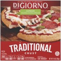 DiGiorno, Traditional Crust Supreme Pizza, 6.5 inch, 10 oz. (10 count) - 10 Count